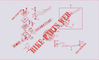 MASTER CYLINDER ASSEMBLY BBI for Royal Enfield BULLET 500 EURO 3