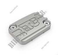 BRAKE MASTER CYLINDER CAP SILVER for Royal Enfield INTERCEPTOR 650 TWIN EURO 4