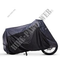 WATER RESISTANT COVER BLACK for Royal Enfield INTERCEPTOR 650 TWIN EURO 4