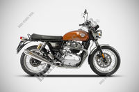 ZARD TWINS EXHAUST for Royal Enfield INTERCEPTOR 650 TWIN EURO 4