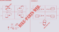 INDICATORS for Royal Enfield BULLET 500 EURO 4