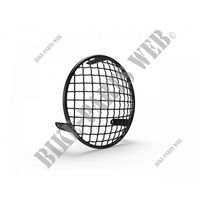 HEADLIGHT GRILL for Royal Enfield CLASSIC 500 GUNMETAL GREY