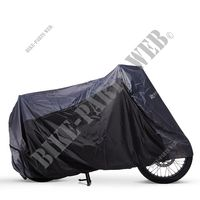 WATER RESISTANT COVER BLACK for Royal Enfield CLASSIC 500 GUNMETAL GREY
