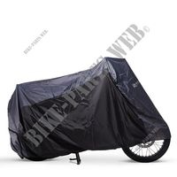 WATER RESISTANT COVER BLACK for Royal Enfield HIMALAYAN 410 EURO 4